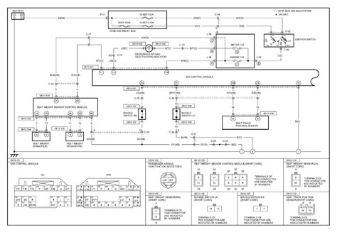 toyota air bag wiring diagrams toyota get free image