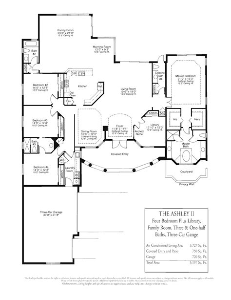 florida home floor plans pulte homes florida floor plans home decor ideas luxamcc