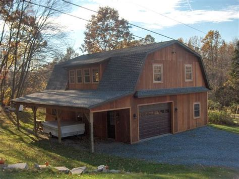 gambrel roof pole barn two story gambrel frame hobby shop 30x40x10 with 10 215 40
