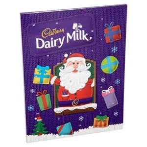 Cadbury Advent Calendar Morrisons Cadbury Dairy Milk Advent Calendar Product