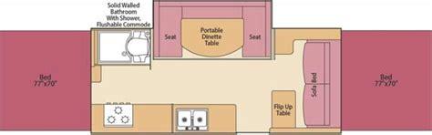 tent trailer floor plans coleman tent trailers floor plans meze