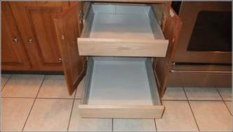 kitchen cabinet drawer glides self closing kitchen cabinet
