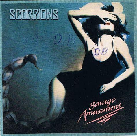 Cd Zorv Album Savage scorpions savage amusement cd album at discogs