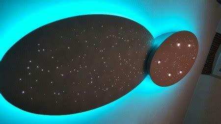 controsoffitto cielo stellato controsoffitto con led effetto cielo stellato vivere
