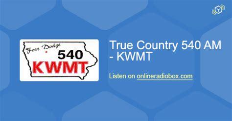 true country 540 am kwmt listen live fort dodge