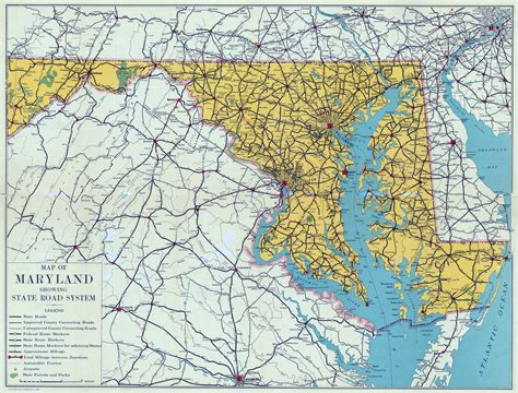 scale map of usa map of maryland with scale afputra