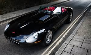 Jaguar Speedster Timeless Update Eagle E Type Speedster 1st Gear