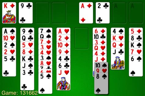 best freecell the best freecell solitaire for your iphone and ipod