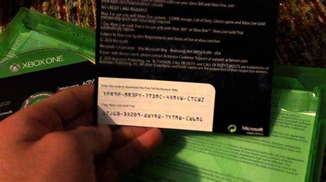 Free Xbox One Gift Card Codes - free redeem codes for xbox one cbru