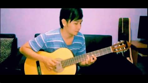 tutorial fingerstyle lagu indonesia kereta malam nathan fingerstyle gitar cover youtube