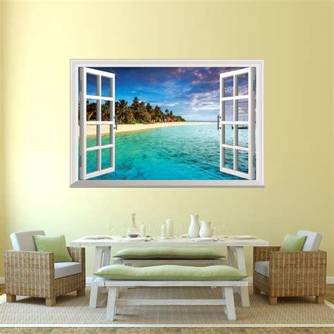 strand wohnzimmer dekor kaufen gro 223 handel strand fenster poster aus china