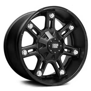 Truck Rims Flat Black Rbp 174 97r Wheels Flat Black Rims