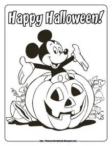 mickey friends halloween 1 free disney halloween coloring pages learn coloring