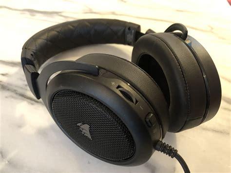 Headset Corsair Hs50 corsair hs50 stereo gaming headset review gamersdxb