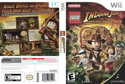 tutorial lego indiana jones 2 wii lego indiana jones nintendo wii game covers lego