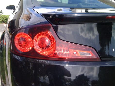 2006 infiniti qx56 tail light best tail light overlays for 2006 black g35 coupe