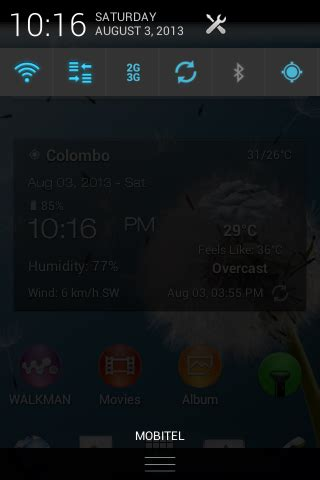 Status Bar Sony Experia Apk Mwb Androidstep | how to add transparency to status bar and notification