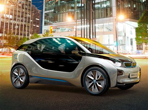 electric cars bmw bmw i3 concept electric car announced designapplause