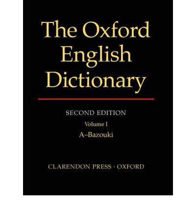 the oxford english dictionary hardback john simpson edmund weiner oxford university press the oxford english dictionary vols 1 20 john simpson 9780198611868