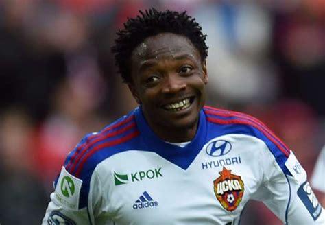 ahmed musa ahmed musa wants arsenal move soccernet ng football