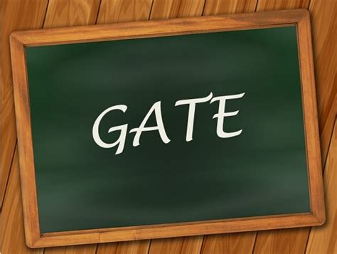 Can I Do Mba With Gate Score what is gate graduate aptitude test in engineering