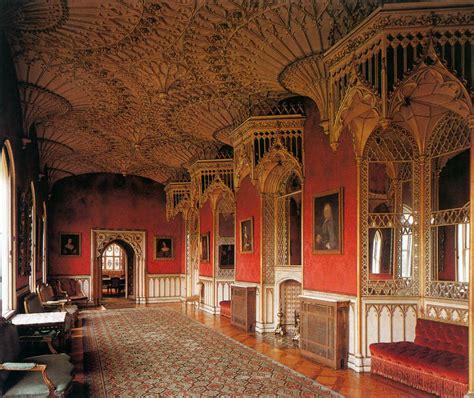 Strawberry Hill Interior by Robinson William