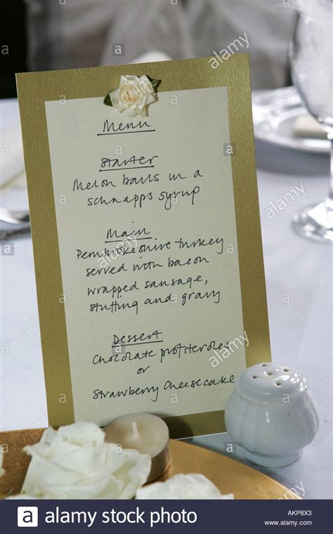 Wedding Breakfast Background Ideas by Closeup Detail Of A Wedding Reception Breakfast Table