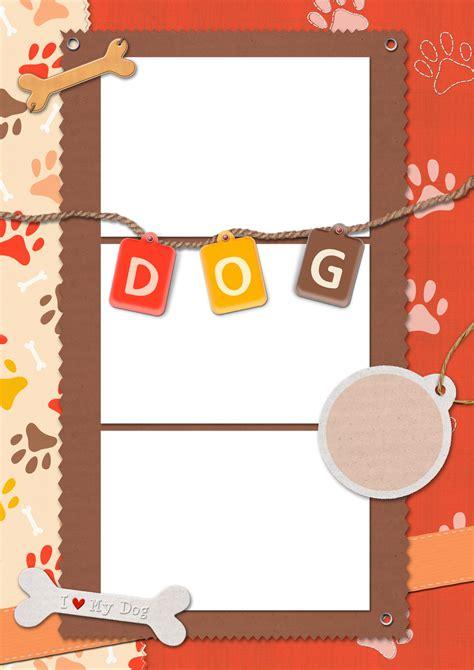 marcos para fotos png animales png marcos para photoshop y algo mas para las mascotas