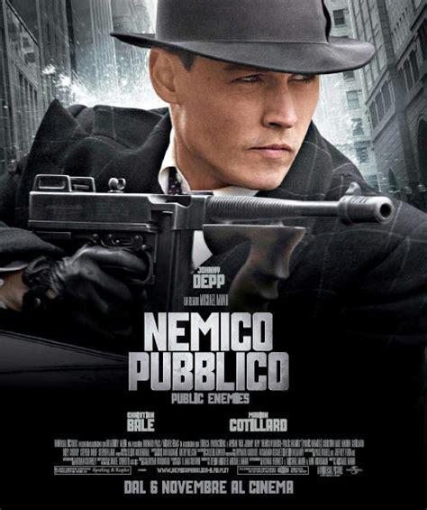 film di gangster gangster squad il poster italiano in esclusiva
