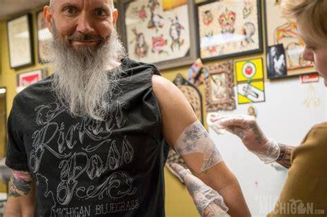 ibuprofen before tattoo permanent personal and in michigan