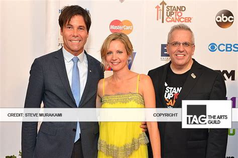 samantha nutt and eric hoskins tiff 2014 stand up to cancer canada red carpet the arts