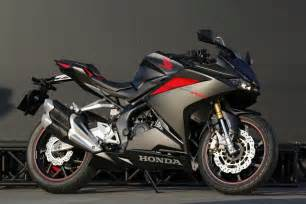 Honda Cbr 250 Honda Cbr 250 Rr 2016 Motorcycle Review And Galleries