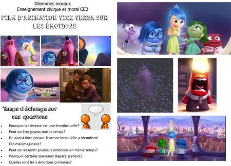 Ecm Travail Sur Les 233 Motions Autour De Vice Versa Et De