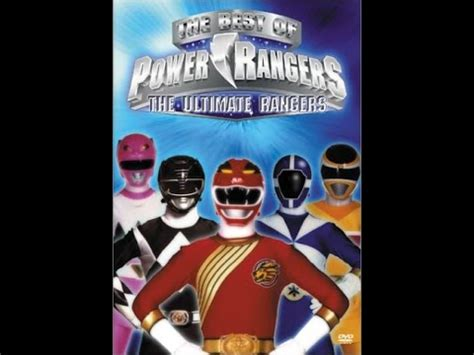 Best Photos Of Power opening to the best of power rangers the ultimate rangers