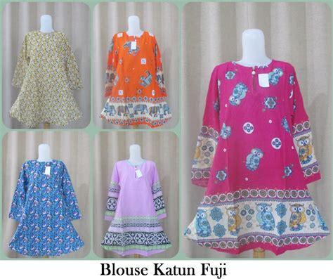 Pusat Grosir Baju Amidis Blouse Linen grosir blouse katun fuji wanita termurah tanah abang 35ribu