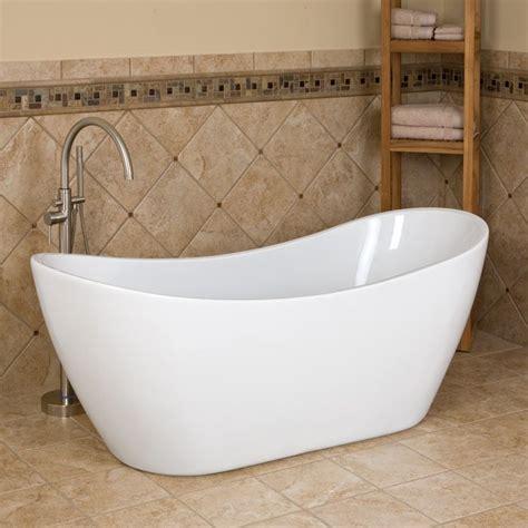 double bathtub 72 quot sheba acrylic double slipper tub acrylics slippers