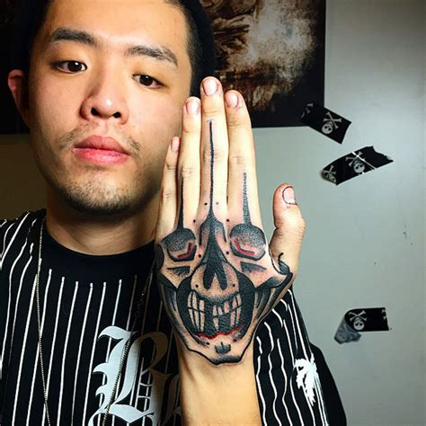 skull finger tattoos skull tattoos designs ideas and meaning tattoos