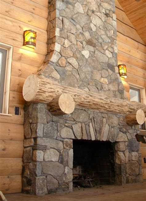 cool wood fireplace mantel ideas with wall stone cover interior design awe inspiring fireplace design ideas with