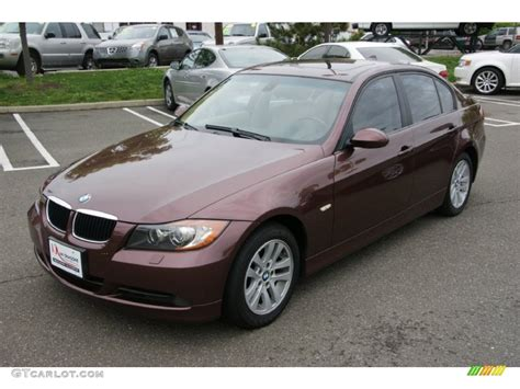 bmw 325xi 2006 2006 barrique metallic bmw 3 series 325xi sedan