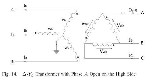 100 wiring diagram for a delta wye transformer