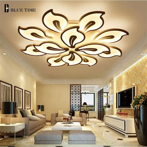 plafoniere moderne per soggiorno plafoniere per soggiorno veihao surface mounted moderna