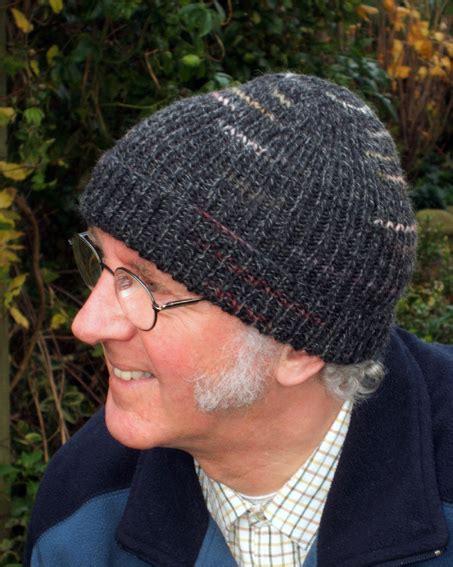 free knitting pattern mens beanie woolly wormhead s beanie free hat knitting
