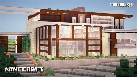 imagenes de casas epicas de minecraft esto es demasiado 201 pico y bonito modernidad casas de