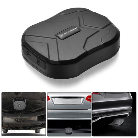 car gps tracker magnetic vehicle spy mini personal