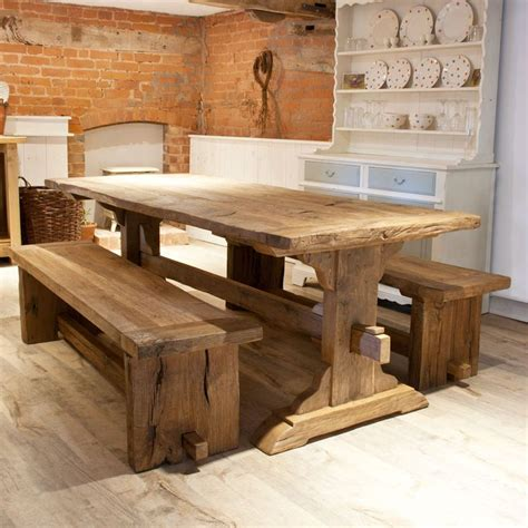Reclaimed Wood Dining Table Plans Monastery Dining Table Mobius Living Dining Table Pinterest Banquette Seating Tables