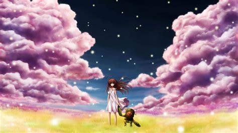 wallpaper anime beautiful clannad wallpaper 224225