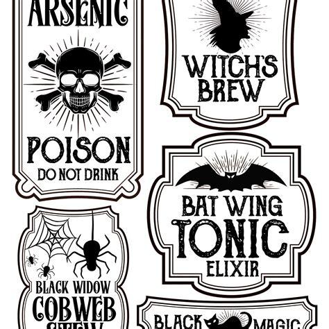 Printable Liquor Bottle Labels