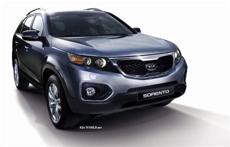 Kia Sornto 2010 Kia Sorento Pictures Photos Gallery Motorauthority