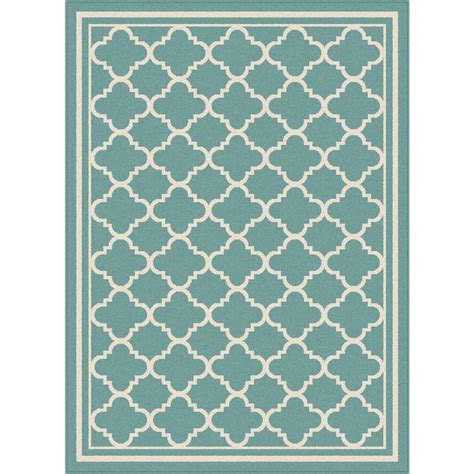 area rugs home depot 5x8 tayse rugs garden city aqua 5 ft 3 in x 7 ft 3 in transitional area rug gct1009 aqua 5x8
