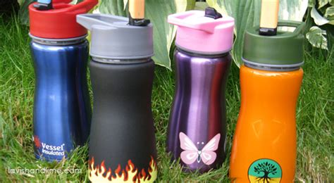 Botol Minum Bayi Nuby Insulated Stainless Steel Straw Bottle 280ml Eco Vessel Insulated Bottle With Straw Asibayi